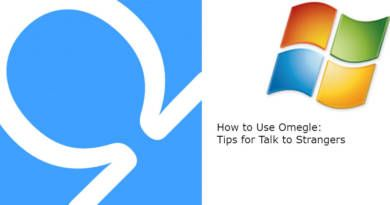 How to Use Omegle Tips for Talk to Strangers