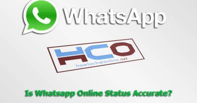 Is Whatsapp Online Status Accurate?