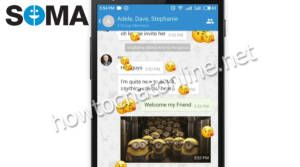 Now You can Appoint Group Admins on SOMA Messenger