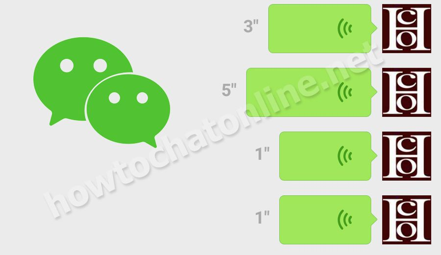 WeChat Low Volume Problem on Audio Messages