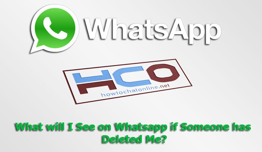 What will I See on Whatsapp if Someone has Deleted Me