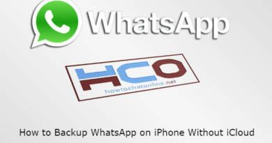 How to Backup WhatsApp on iPhone Without iCloud