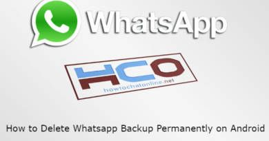 How to Delete Whatsapp Backup Permanently on Android