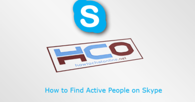 How to Find Active People on Skype