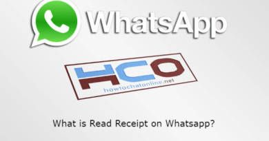 What is Read Receipt on Whatsapp