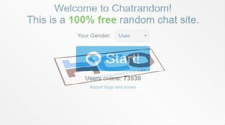 Chatrandom Chat Rooms