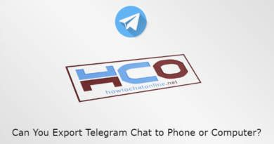 Can You Export Telegram Chat to Phone or Computer