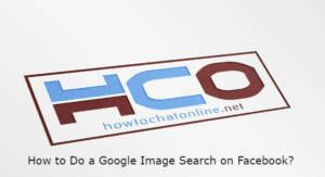 How to Do a Google Image Search on Facebook?