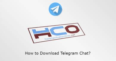 How to Download Telegram Chat