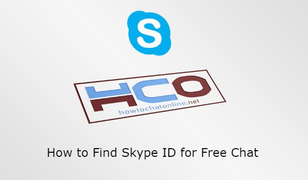 How to Find Skype ID for Free Chat