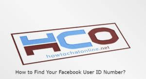 How to Find Your Facebook User ID Number?