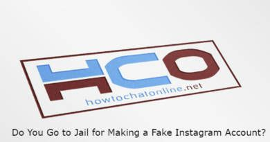 Do You Go to Jail for Making a Fake Instagram Account