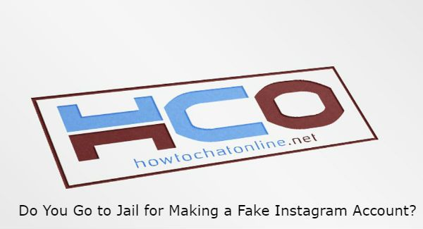 Do You Go to Jail for Making a Fake Instagram Account? | How
