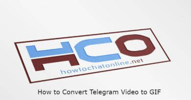 How to Convert Telegram Video to GIF