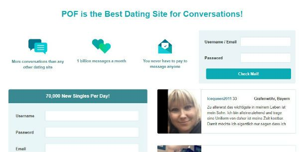 Irc online dating