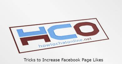 Tricks to Increase Facebook Page Likes