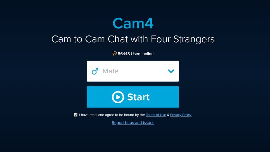 Chatrandom Cam4 Video Chat Multi Chat
