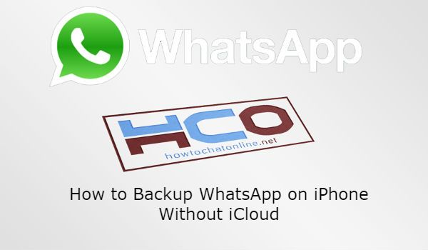 How to Backup WhatsApp Using iTunes