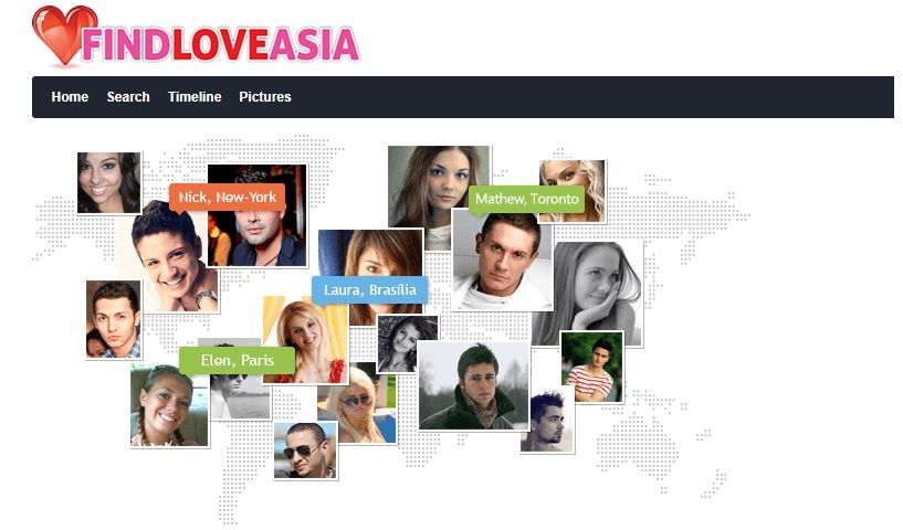 Liste Over 100 Gratis Dating Sites I Asien