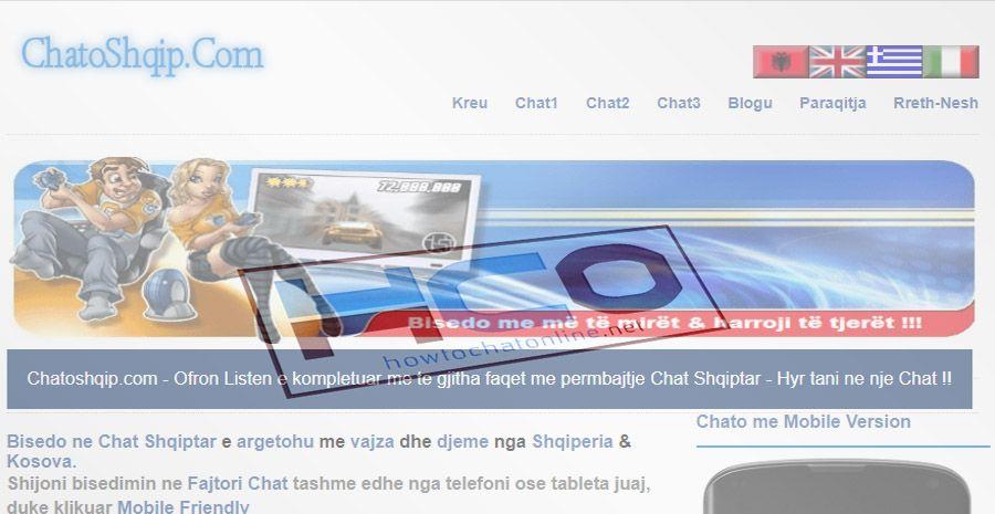Shqip chat kosova