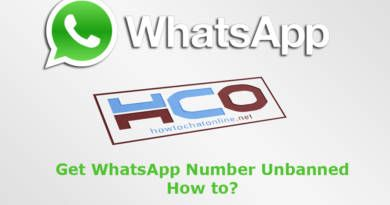 Get WhatsApp Number Unbanned: How to?