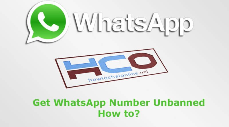 Get WhatsApp Number Unbanned How to