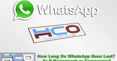 How Long Do WhatsApp Bans Last