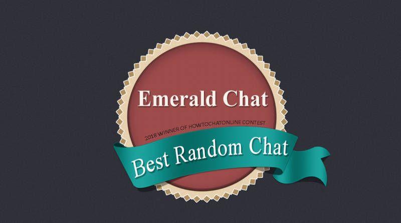 Top Ten Best Random Chat Websites of 2018 Emerald Chat