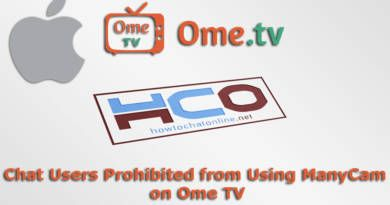 How to Unban from Ome TV | How to Chat Online
