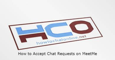 How to Accept Chat Requests on MeetMe