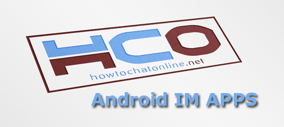Android Chat Apps
