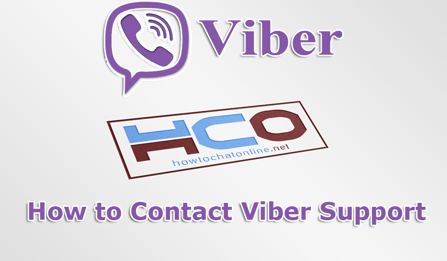 How to Contact Viber Support
