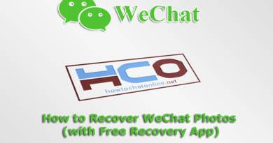 How to Recover WeChat Photos with Free Recovery App