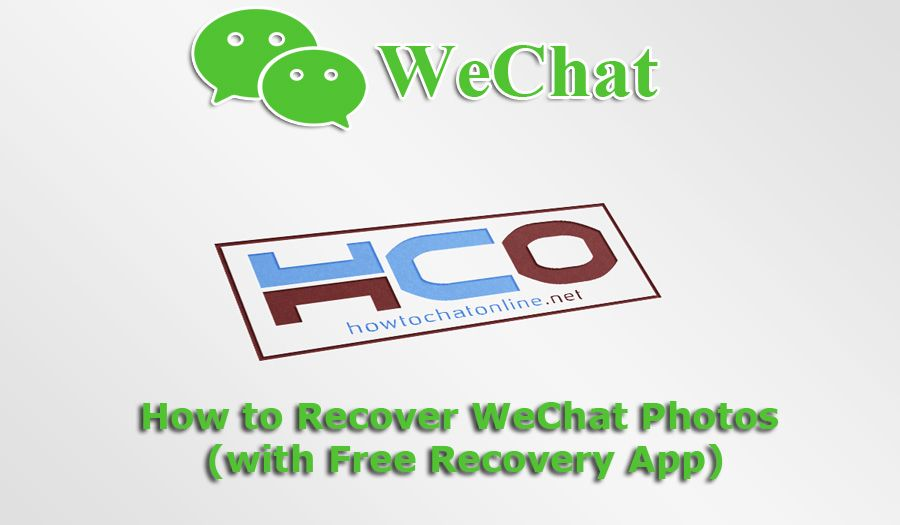 How to Recover WeChat Photos (with Free Recovery App)