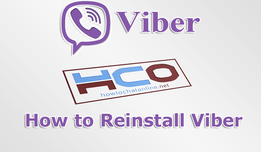 How to Reinstall Viber