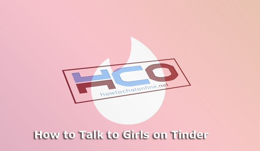 how to talk to girls on the internet