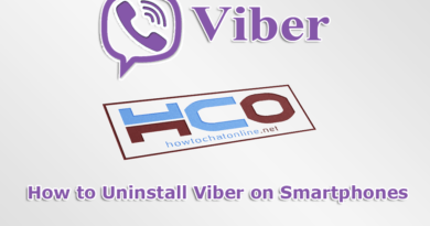 How to Uninstall Viber on Smartphones