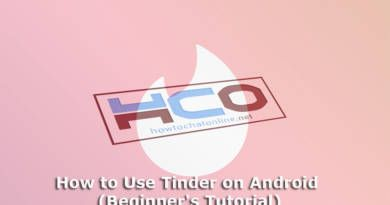 How to Use Tinder on Android
