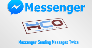 Messenger Sending Messages Twice