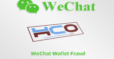 WeChat Wallet Fraud