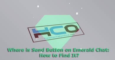 Where is Send Button on Emerald Chat: How to Find It?