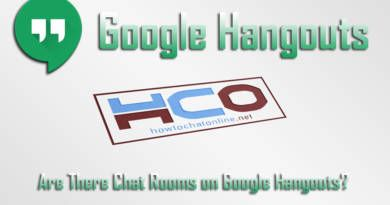 Are There Chat Rooms on Google Hangouts