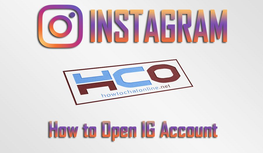 How to Open IG Account