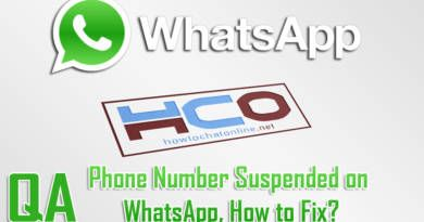 Phone Number Suspended on WhatsApp, How to Fix?