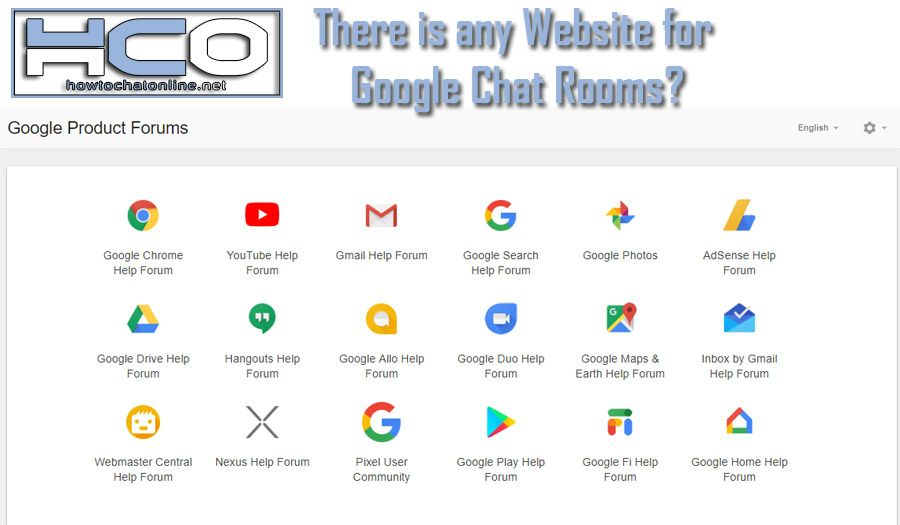 Google chat rooms for adults