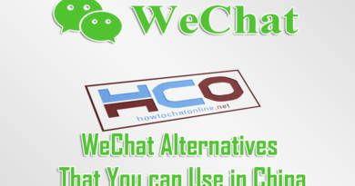WeChat Alternatives That You can Use in China