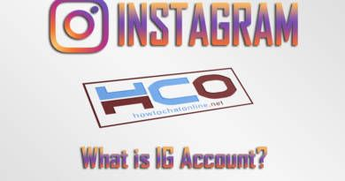 What is IG Account?