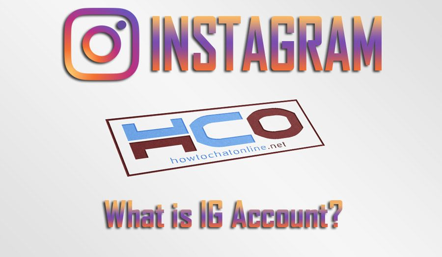 What is IG Account