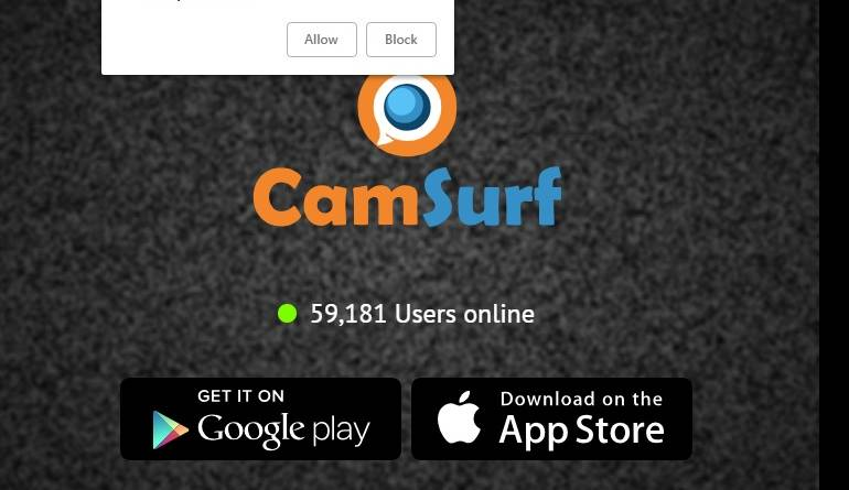 Camsurf is a good chat site and app for online chat