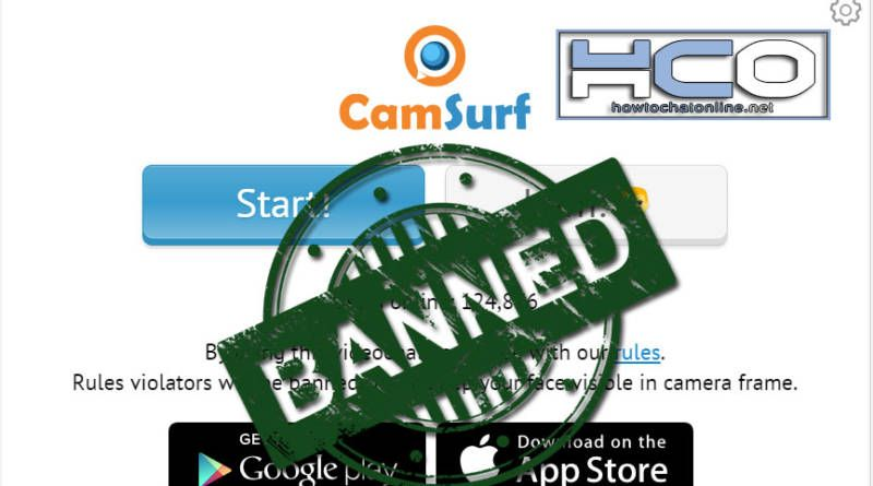 Camsurf Ban